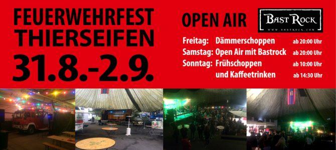 Feuerwehrfest 2018
